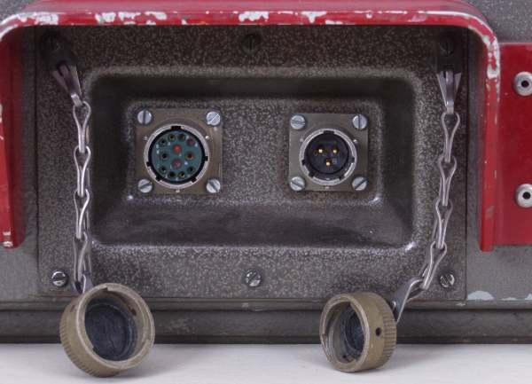 Messtechnik funktechnik roehren gyrokompass 722b artilleriekompass