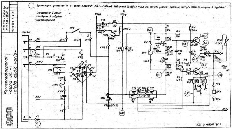 Messtechnik Funktechnik Roehren | DDR-Telefon braun | Spezialist für ...