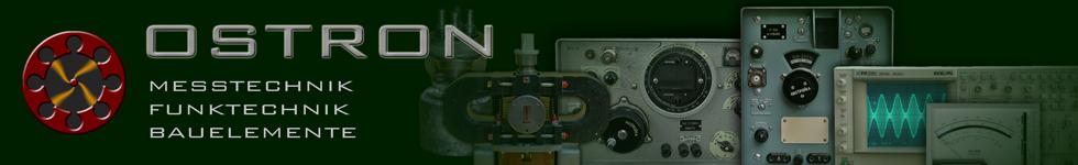 Messtechnik Funktechnik Roehren