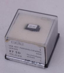 Diamantnadel Plattenspieler 27SD RFT