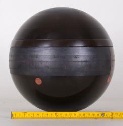 Gyrosphere, Kugelkompass, Kugel-Kreiselkompass, Gyrokompass, russischer Herkunft