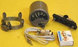 Volt- Ampermeter VA-340 (30V , 120A)