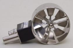 Hornel Flügelrad- Anemometer HWL1-3