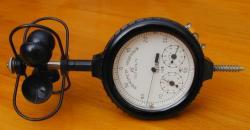 Schalenanemometer russisch antik