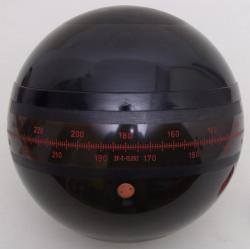Anschütz Gyrosphere, Kugelkompass, Kugel-Kreiselkompass, Gyrocompass, Rarität