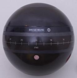 Anschütz Kugelkompass, Kugel-Kreiselkompass, Gyrokompass, Gyrosphere, Rarität