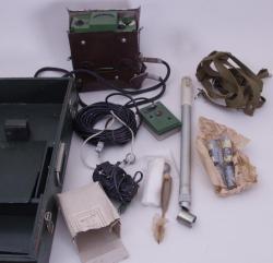 DP-5V Geigerzähler, Strahlenmessgerät, Verstrahlungsmessgerät