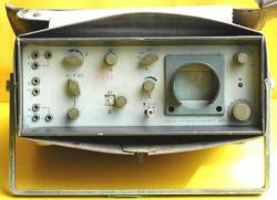 Fehlerortungsgerät FOG 211 RFT