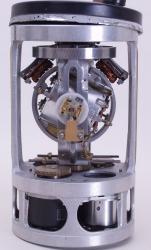 Gyrokompass, Mutterkompass, Kreisel LEAR Inc.