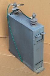 Hochspannungskondensator 2mkF 15kV