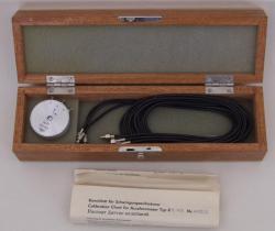 Schwingungsaufnehmer KB103, Triaxial-Schwingungsaufnehmer