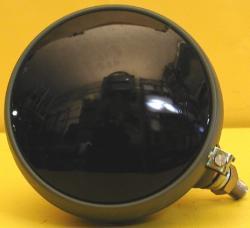 Kfz- Infrarotscheinwerfer, Deckglas gewölbt