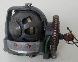 Kreisel Typ 1,0 vermutlich WK2, aus Instrument,