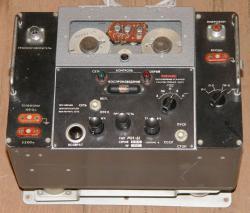 Tondrahtgerät MN-61 Drahttongerät russisch