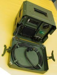 RDC3A Dosimeter-Auswertegerät, Strahlendosimeter