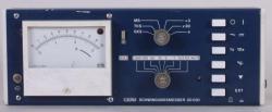 Schwingungsmesser 00031 RFT mit Schwingungsaufnehmer KD35M