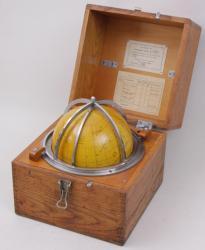 nautischer Sternenglobus, Marine, Navigation