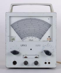 HF-Röhrenvoltmeter URV2