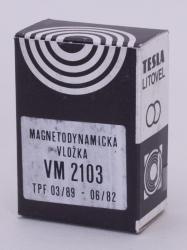 Diamantnadel Plattenspieler Tesla VM2103