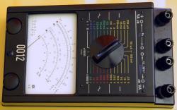 Multimeter VM3, Vielfachmesser III