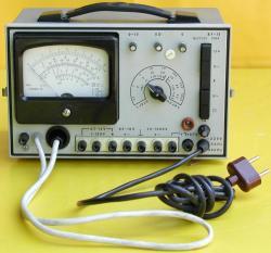 Voltmeter WU-15, VU-15 (ВУ-15)