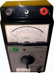 Multimeter Z4313, (Ц4313)