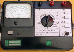 Multimeter Z4340, (Ц4340)