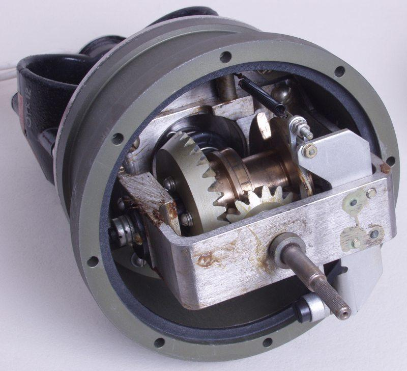Magnetron MI-261 Frequenztuning